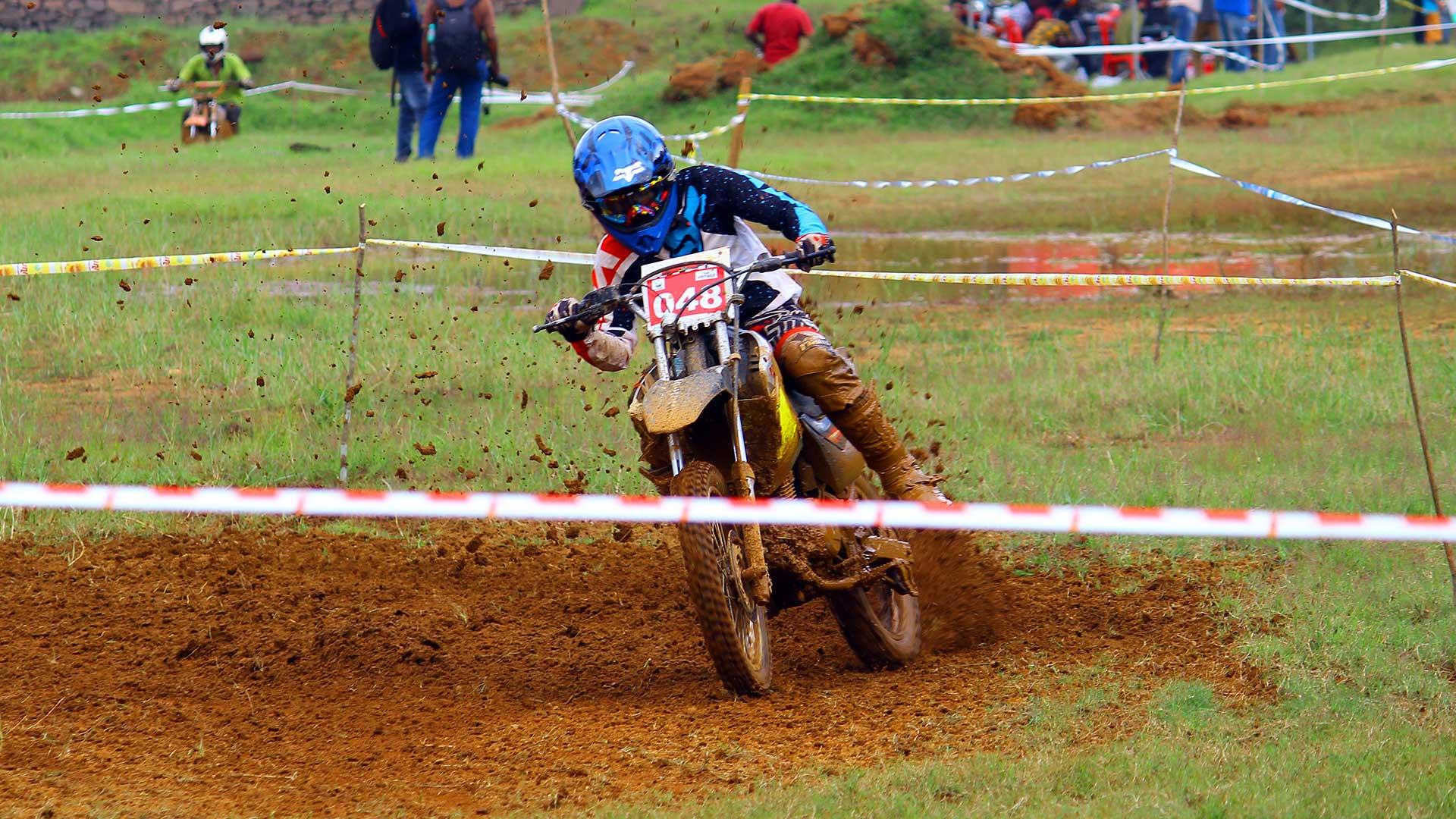 Mud bogging